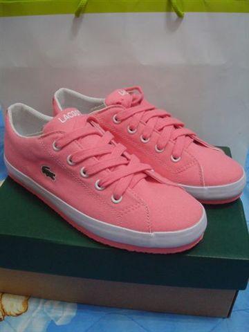 LACOSTE粉紅鞋.JPG