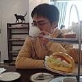 均9_in桃樂絲英國茶館.JPG