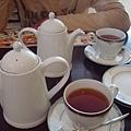 桃樂絲英國茶館餐點1_英國早餐查&水果雞尾酒.JPG