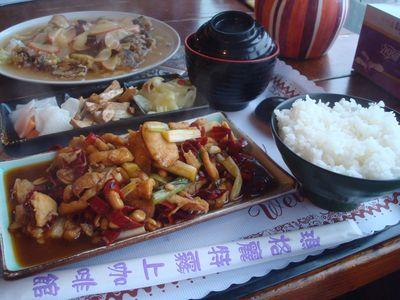 清境DAY1-32_瑪格麗特餐_宮保雞丁套餐.JPG.jpg