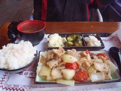 清境DAY1-33_瑪格麗特餐_霧上梅汁里肌套餐.JPG.jpg
