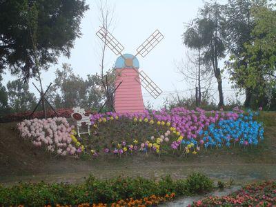 清境DAY2-14_小瑞士花園_荷蘭風車.JPG