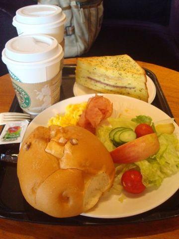 清境DAY3-3_星巴克早餐.jpg