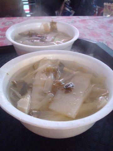 清境DAY3-60_美食街午餐_冬菜雲筍湯.JPG