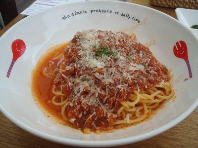 親親我的家餐4_波隆納肉醬義大利麵.JPG
