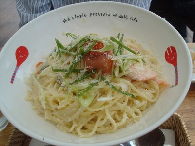 親親我的家餐5_燻鮭魚義大利麵.JPG