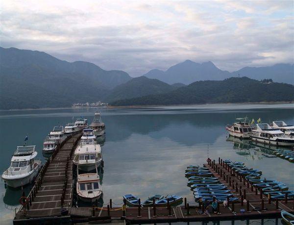 水色碼頭清晨拍 02