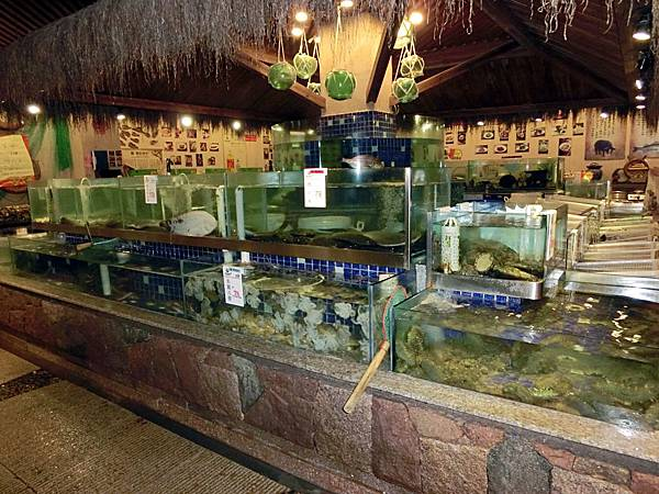 圖10 喬記漁莊水箱