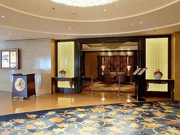 圖18 青島香格里拉香宮中餐廳