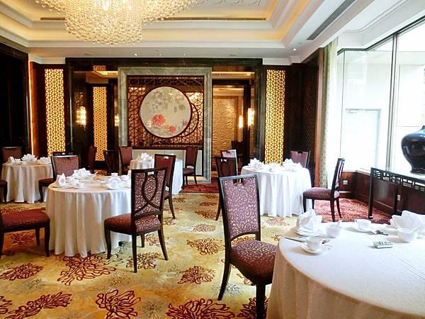 圖19 青島香格里拉香宮中餐廳