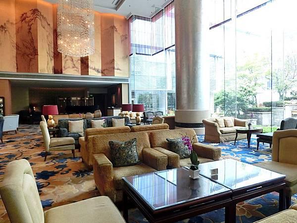 圖27 青島香格里拉大堂酒廊Lobby Lounge