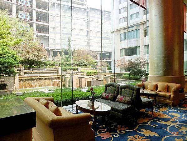 圖29 青島香格里拉大堂酒廊Lobby Lounge
