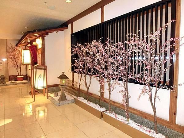 圖7 海山廳位於台北福華飯店一樓