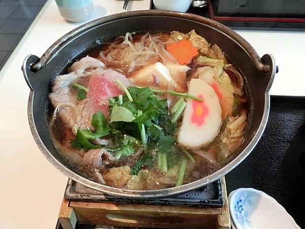 圖11 沸騰中的壽喜燒鍋