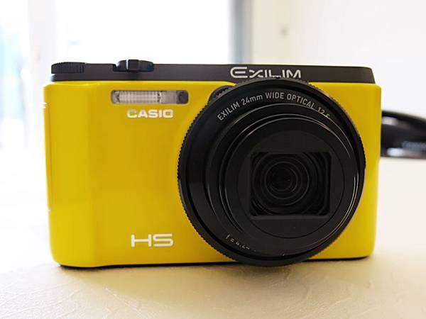 圖1 我的卡西歐ZR1200相機