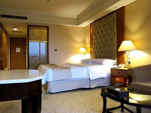 圖11 義大皇冠酒店客房