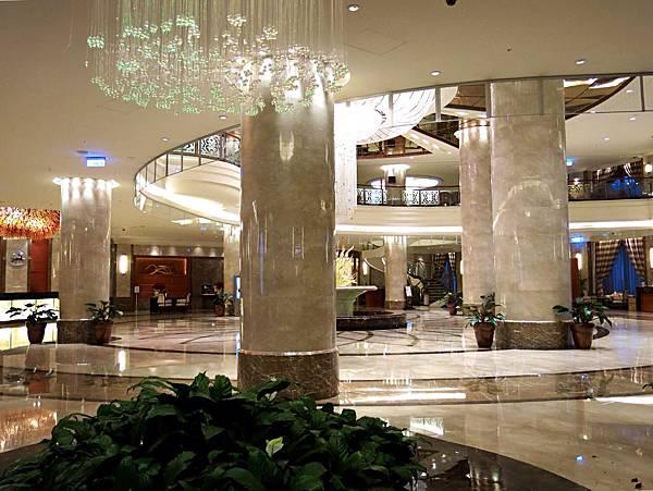 圖14 順著Lobby走過去就是粵菜廳