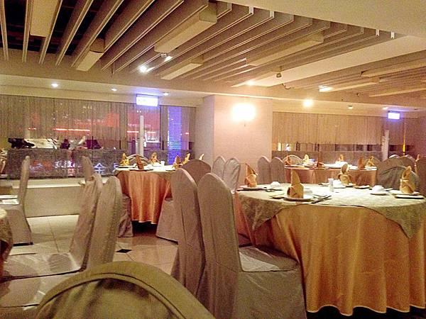 圖3 彭園餐廳內觀