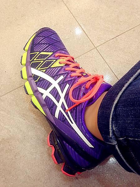 圖2 換新鞋幫助我走得更穩健