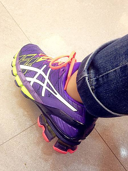圖3 換新鞋幫助我走得更穩健