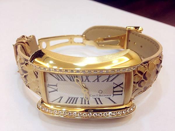 圖6 找到心裡的腕錶
