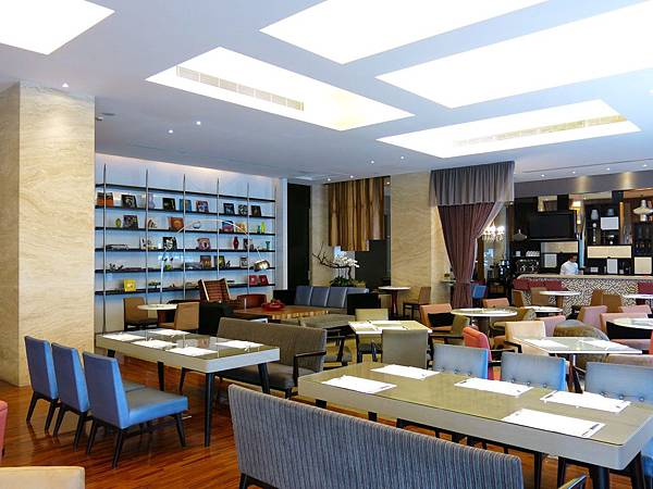 圖11 台中商旅一樓餐廳