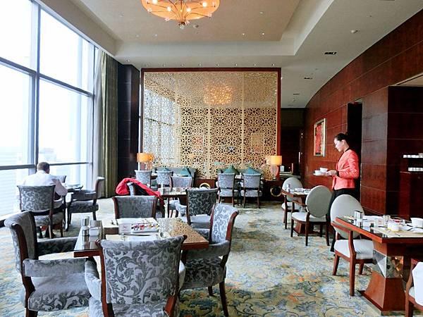 圖1 青島香格里拉酒店新館二十樓VIP廳