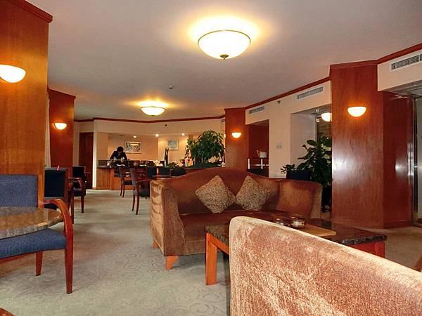 圖2 南京金陵酒店九樓VIP廳