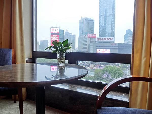 圖10 南京金陵酒店九樓VIP廳