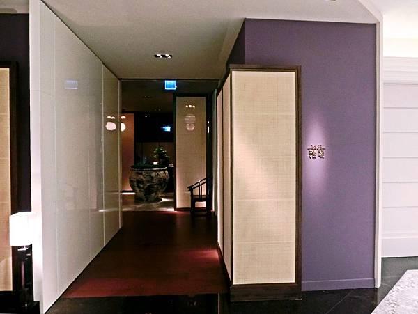 圖1 台北文華東方酒店雅閣粵餐廳外觀