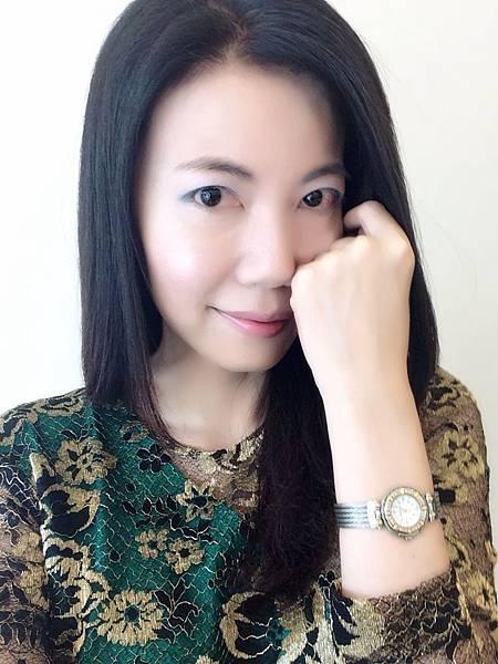 圖2 我和我的夏利豪「中國小姐錶」