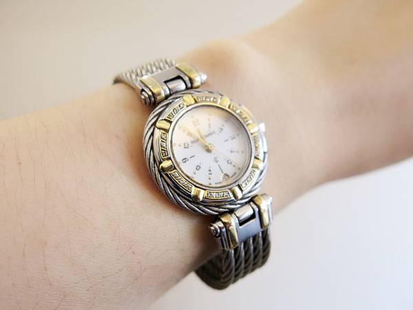 圖3 我佩戴夏利豪腕錶