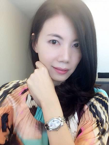 圖8 我和我的蕭邦腕錶