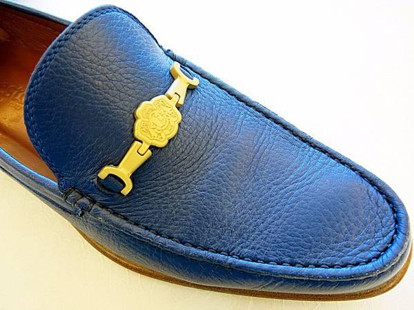 圖8 精美的鹿皮男鞋