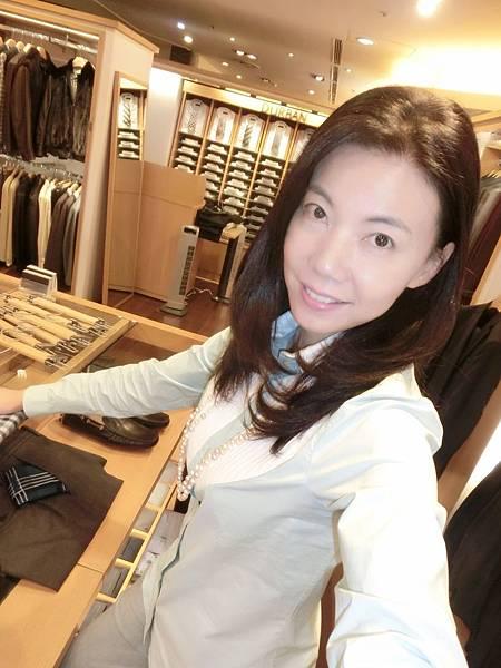 圖2 10月10日我在福華飯店內的D