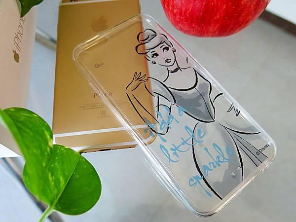 圖8 迪士尼灰姑娘手機保護殼