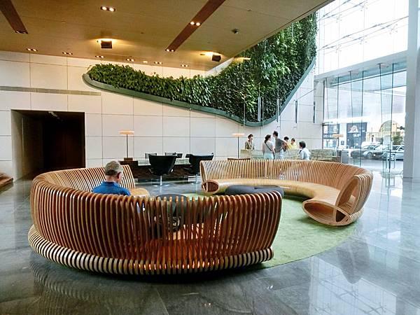 圖7 唯港薈酒店Lobby