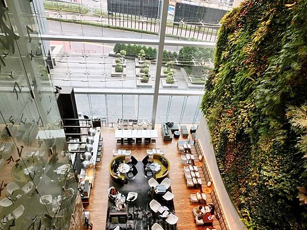 圖23 美麗又壯觀的大面植物牆