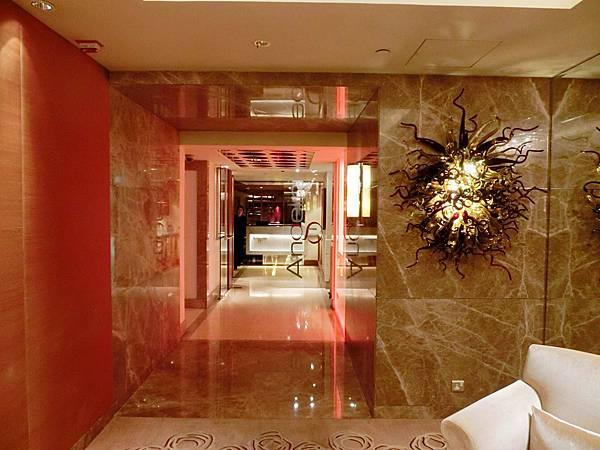 圖1九龍香格里拉酒店Angelini義大利餐廳