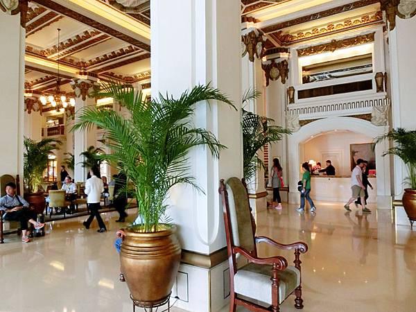 圖5 半島酒店Lobby
