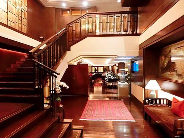 圖6 半島酒店的嘉麟樓粵菜餐廳