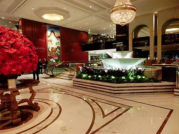 圖13 九龍香格里拉酒店Lobby