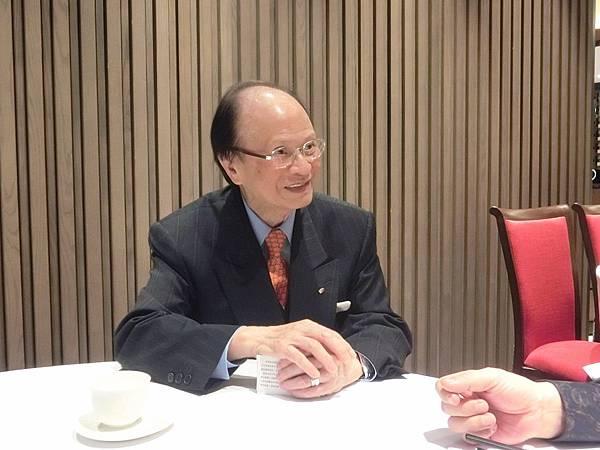 圖20 現年82歲的香港鮑魚大王~楊貫一