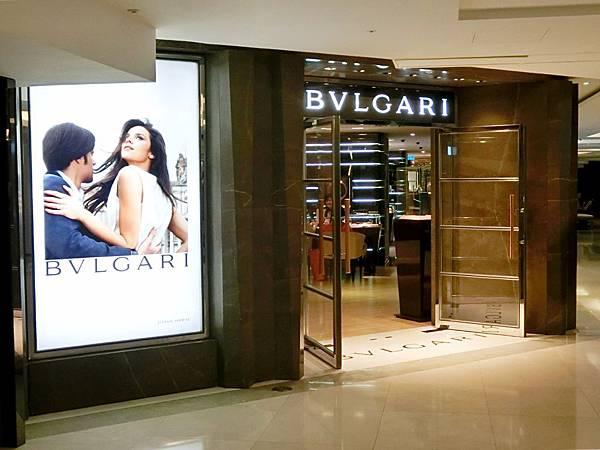 圖6 寶格麗Bvlgari專賣店