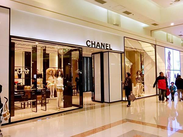 圖7 香奈兒Chanel專賣店