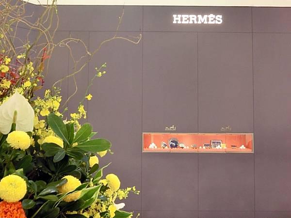 圖14 愛馬仕Hermes專賣店
