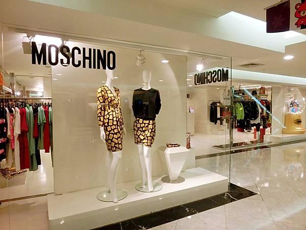 圖2 Moschino專賣店