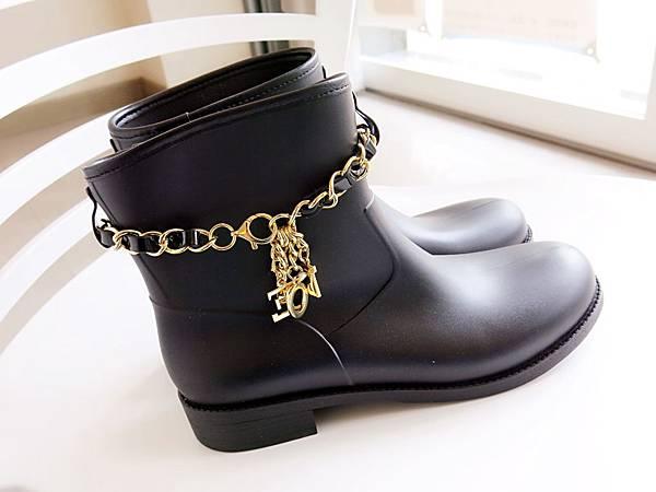 圖8 我的雨靴