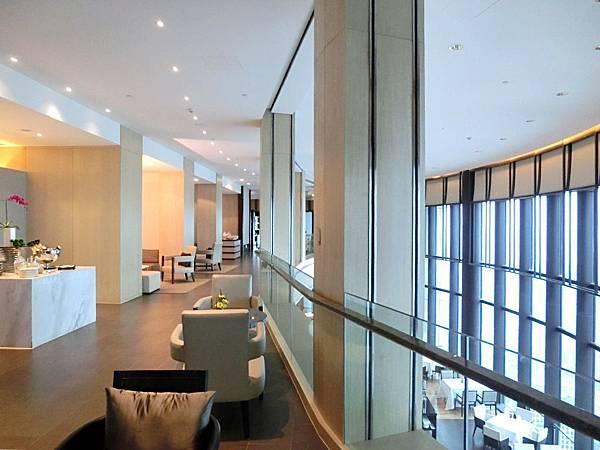圖11 金陵亞太商務樓57樓房客專用VIP室