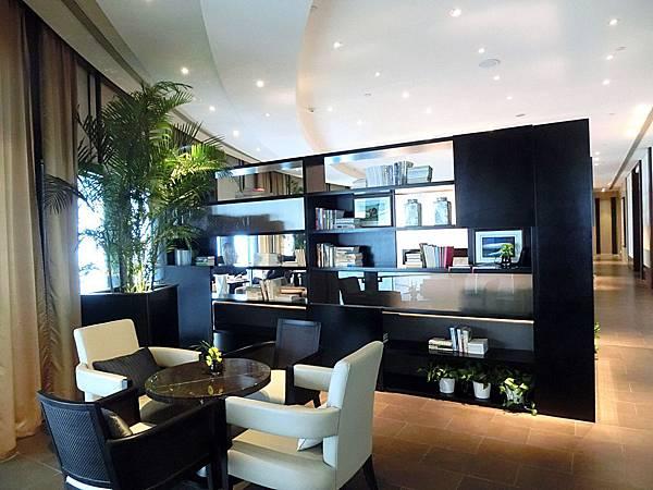 圖12 金陵亞太商務樓57樓房客專用VIP室